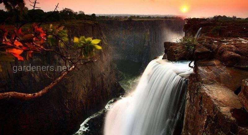 9 интересных фактов о водопаде Виктория
