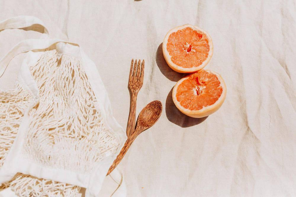 посуда из кокоса может украсить любое застолье
