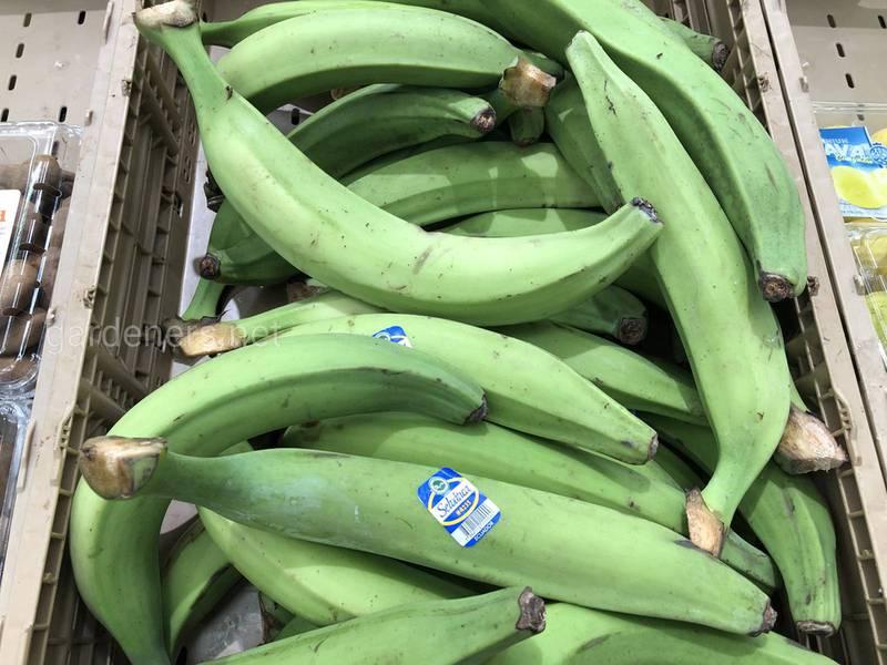 Плантайн. Можно ли заменить в рецептах обычным бананом?