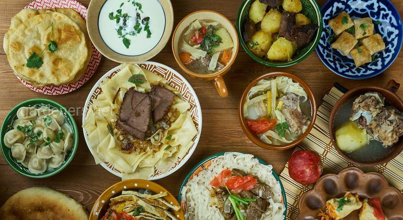 ТОП-5 блюд казахской кухни