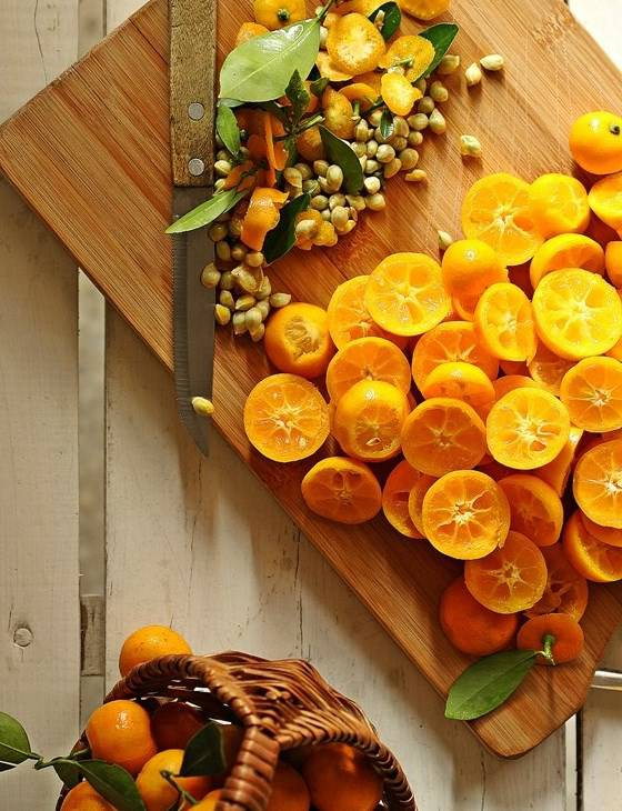 Каламондин плод