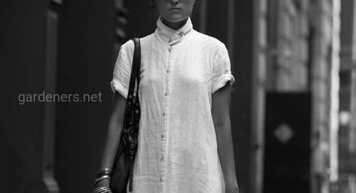 Льняное женское платье, стильное, натуральное, размер 40-72+