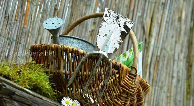 ТОП-10 способов оригинального хранения садового инвентаря