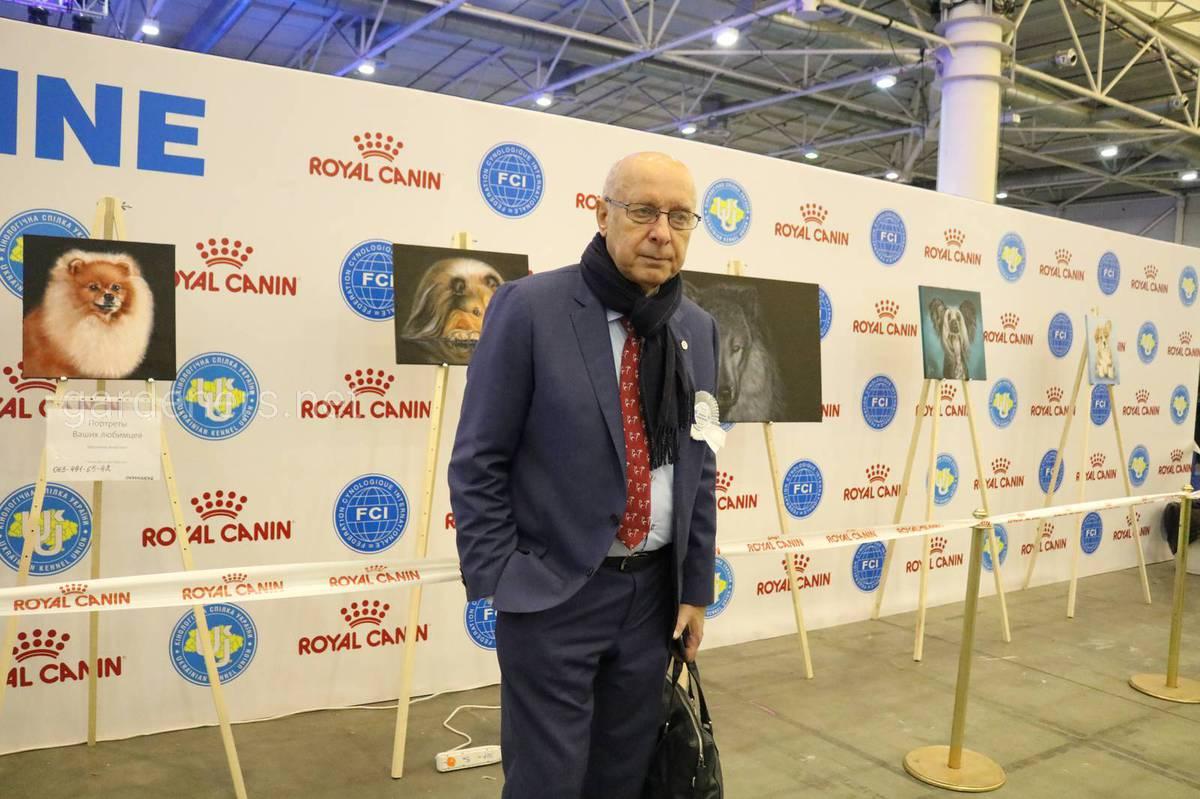 Президентом якої вже багато років є Георгій Оніщенко.