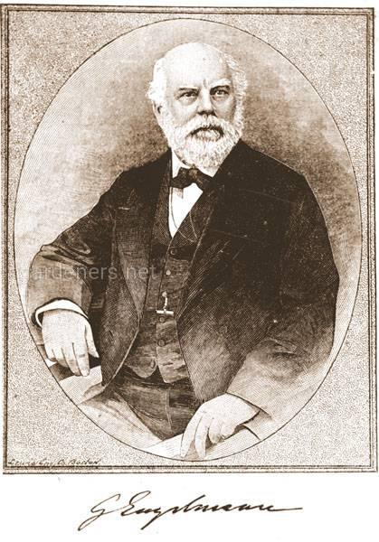 Джордж Енгельманн