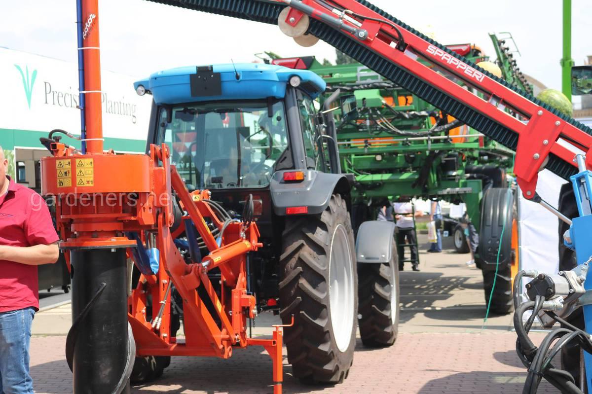 Реализация сельскохозяйственной техники