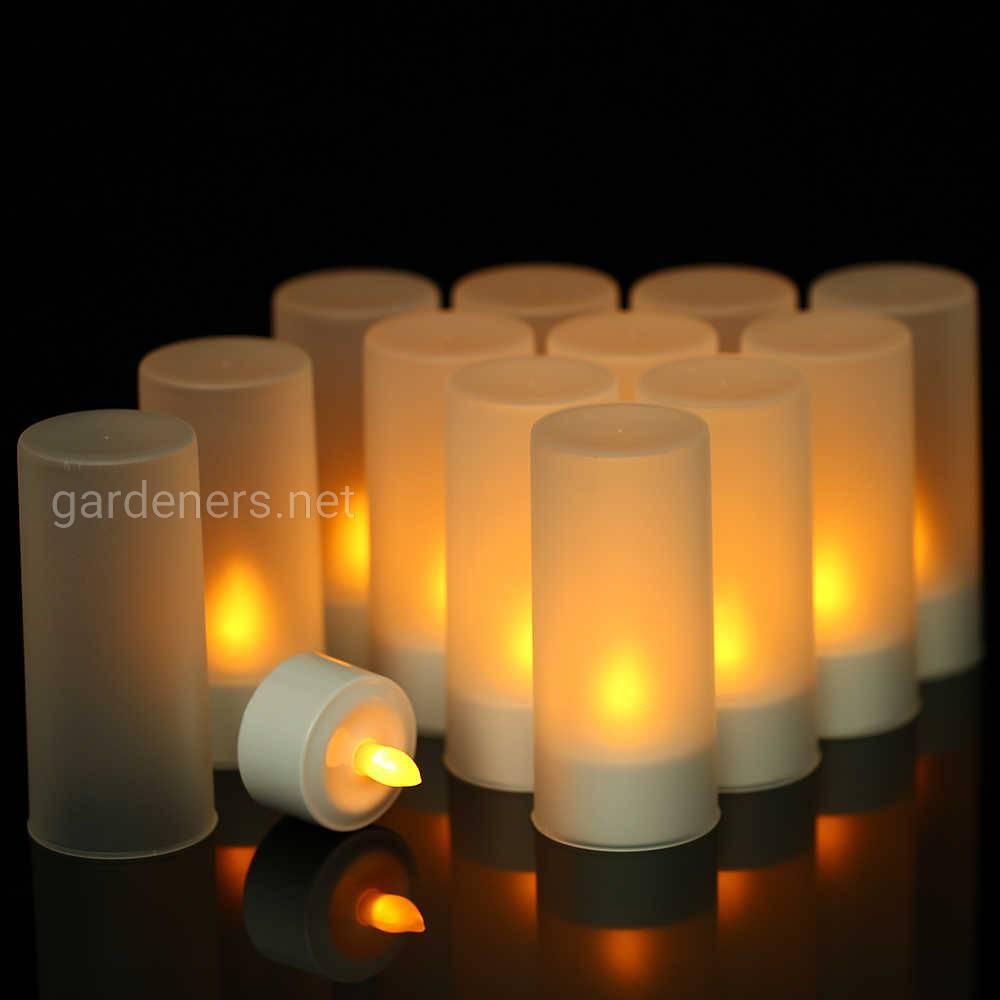 Світлодіодні свічки