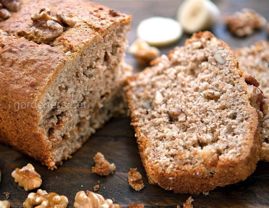 хлеб и орехи на спас