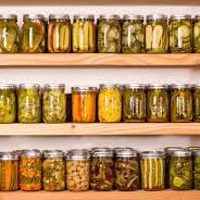 Домашняя консервация из овощей