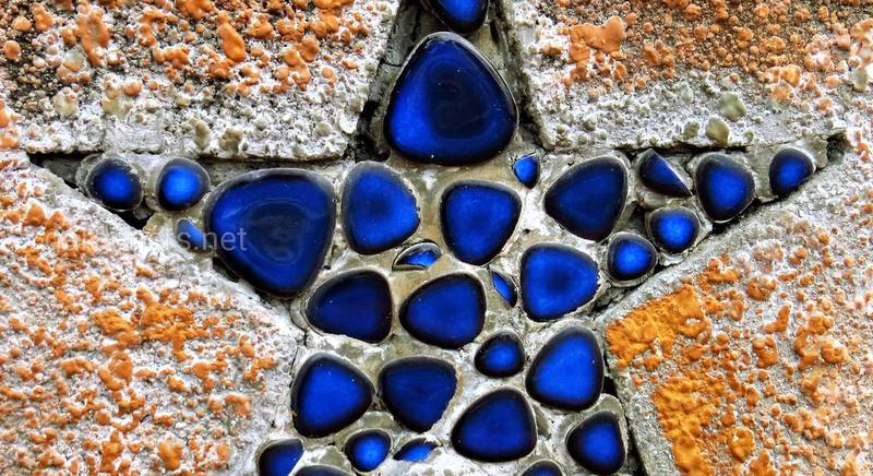 Використання мозаїки на дачі: правила та ідеї