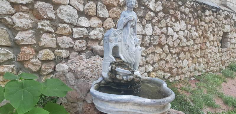 Декоративний фонтан,поради!