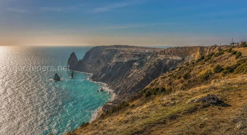 Фиолент - мыс на Гераклейском полуострове