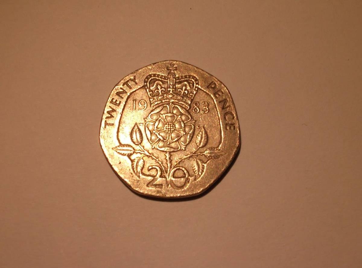 роза Тюдоров на монете