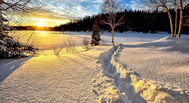 Що таке добре і що таке погано на прикладі снігу