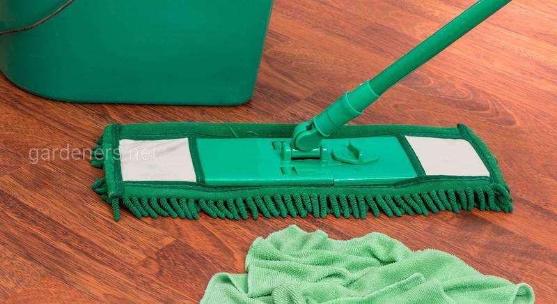 Лайфхаки для быстрой уборки дома