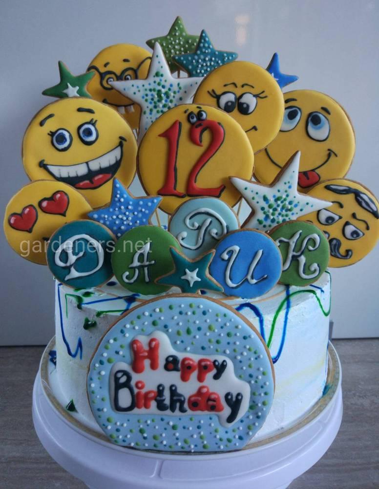Тортик печется с душой и только для вас
