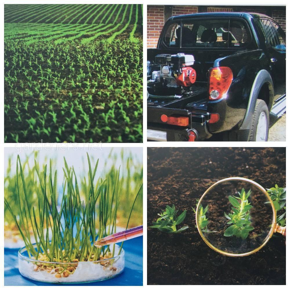 Агрономічний супровід це об'ємний комплекс різних видів досліджень і аналізів