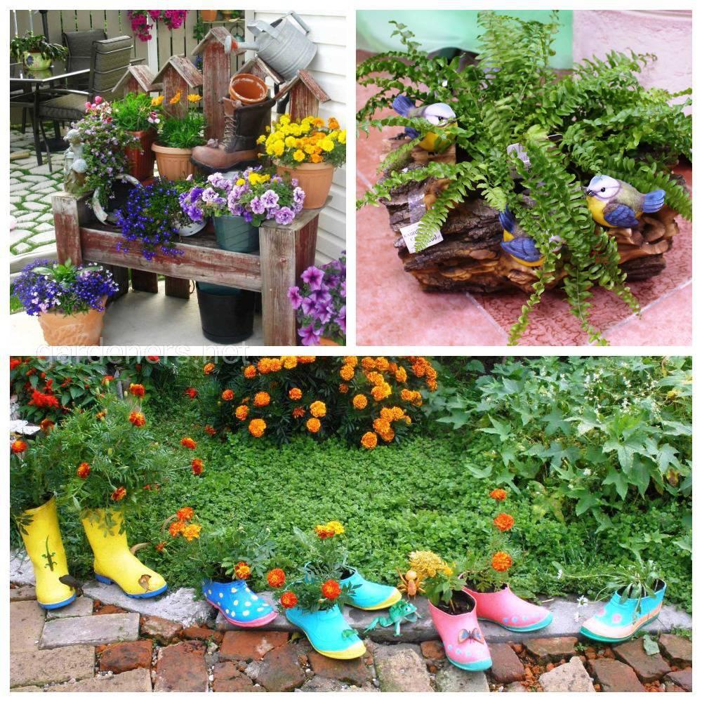 цветы для сада Арт Повери
