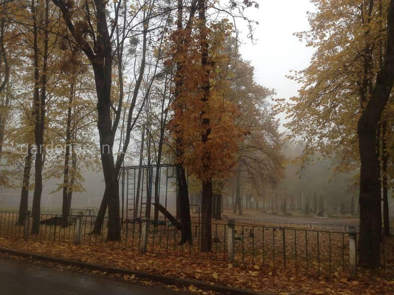 Осень — время погрустить