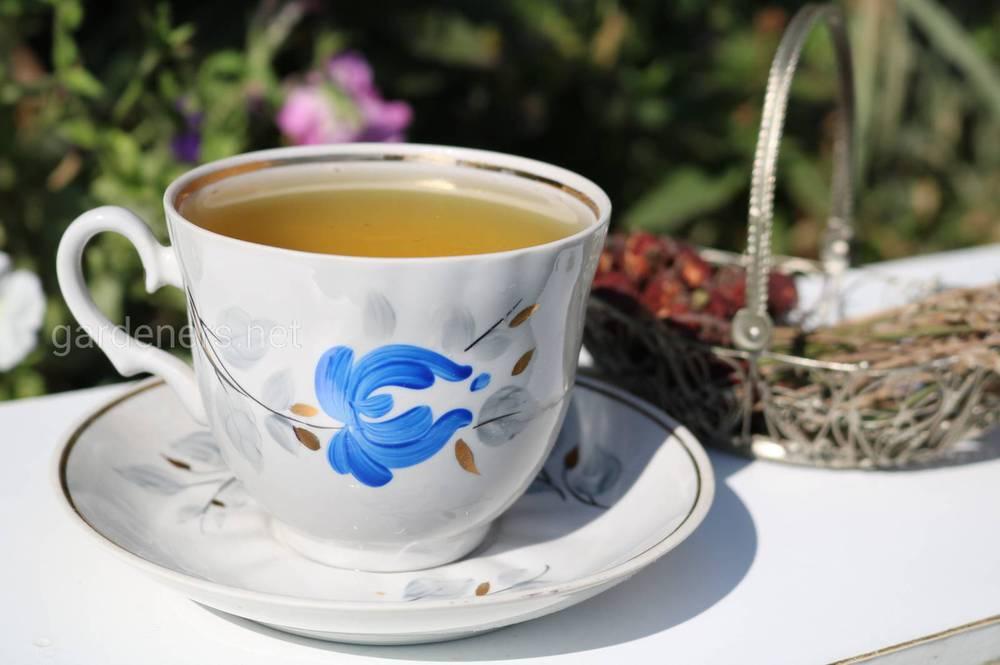 Лечебный чай
