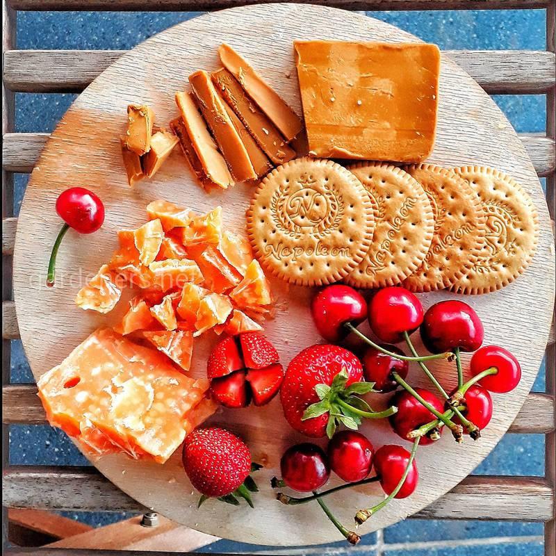 Как собрать сырную тарелку. Правила и эстетика блюда