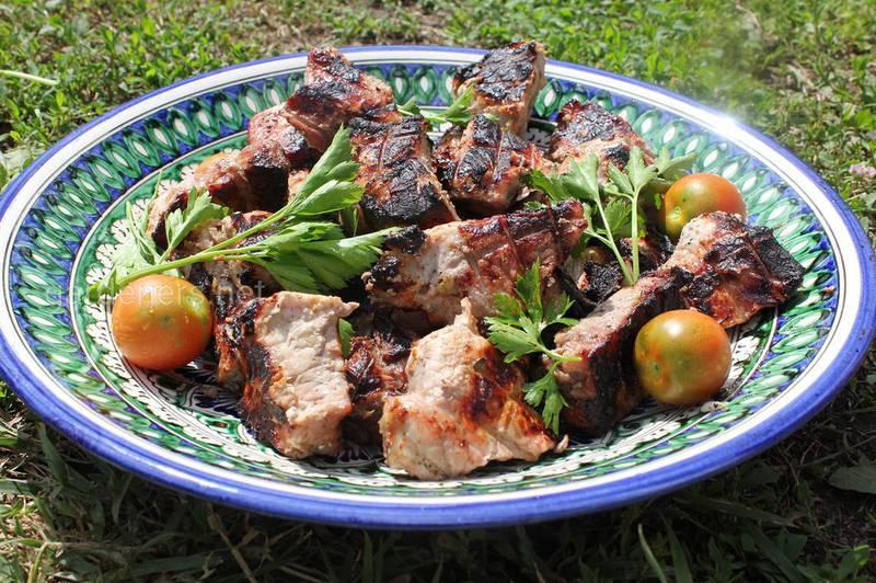 Маринад для отменного шашлыка из свинины